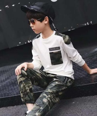kids-store-online-kids-shoppping-pakistan-famous children's clothing brands in pakistan Army Dress